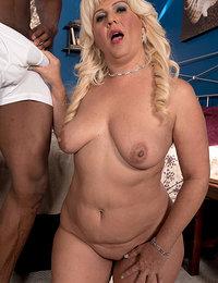Big, Black Cock For Big-assed Latina
